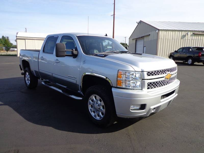 Spokane Used chevrolet Silverado 2500HD