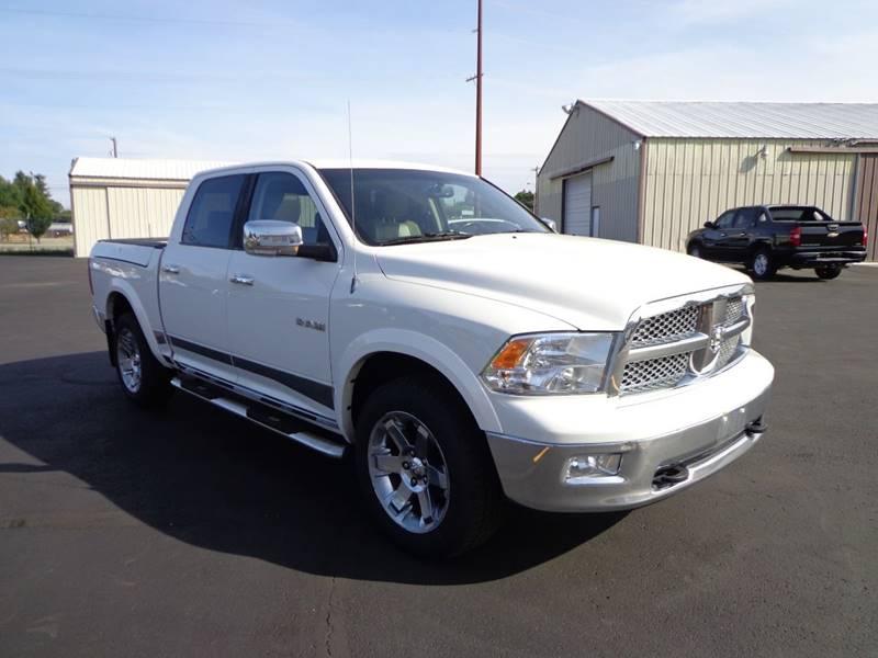 Spokane Used dodge Ram Pickup 1500