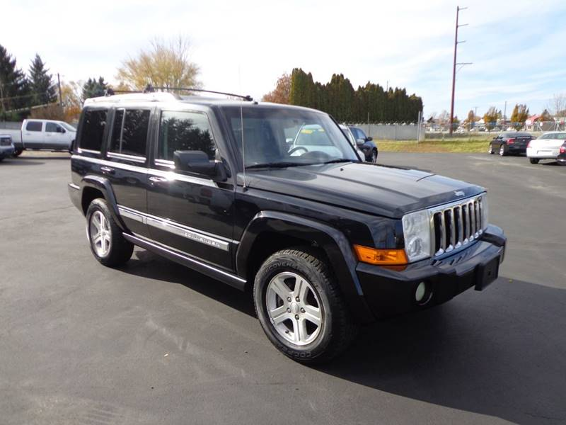 Spokane Used jeep Commander