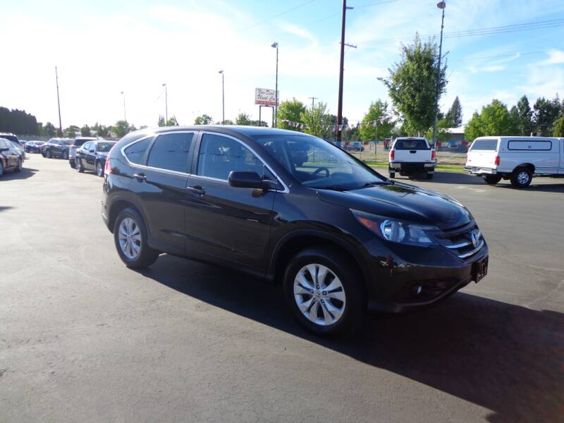 2014 Honda CR-V for sale at New Deal Used Cars in Spokane Valley WA