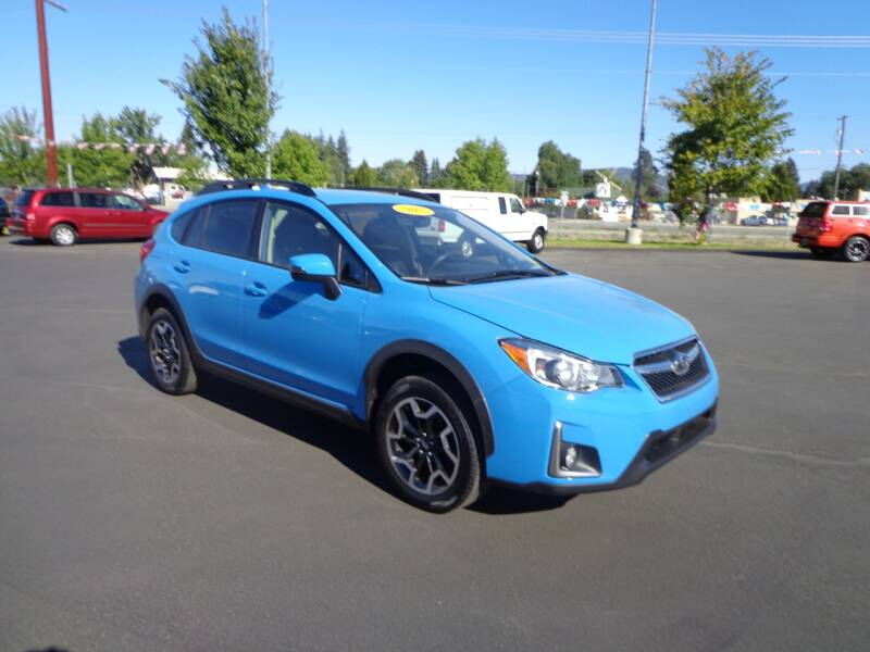 2017 Subaru Crosstrek for sale at New Deal Used Cars in Spokane Valley WA