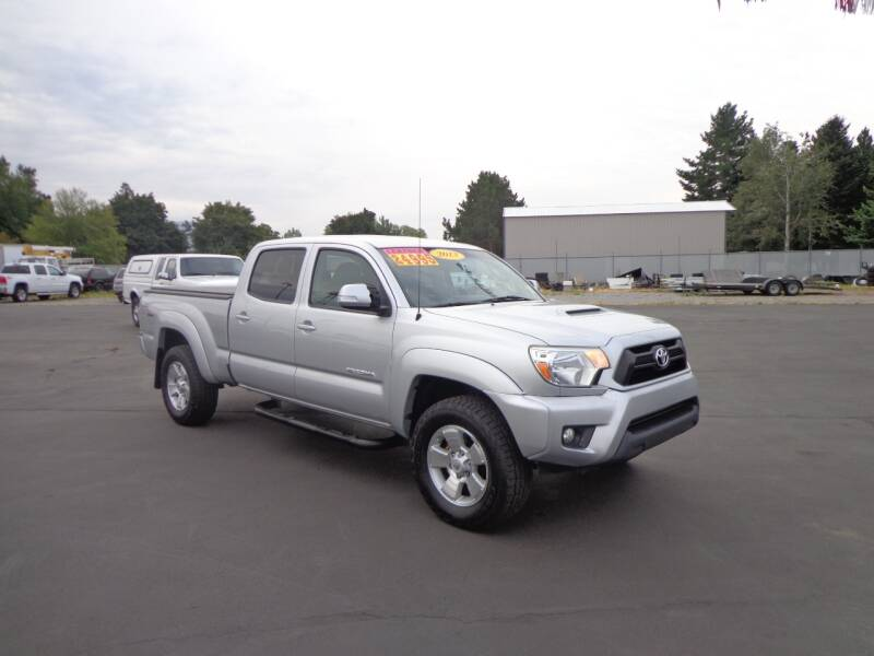 2013 Toyota Tacoma for sale at New Deal Used Cars in Spokane Valley WA