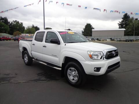 2014 Toyota Tacoma for sale at New Deal Used Cars in Spokane Valley WA