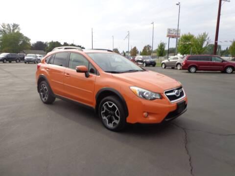 2015 Subaru XV Crosstrek for sale at New Deal Used Cars in Spokane Valley WA