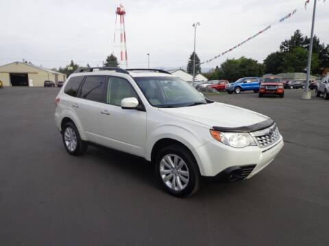 2013 Subaru Forester for sale at New Deal Used Cars in Spokane Valley WA