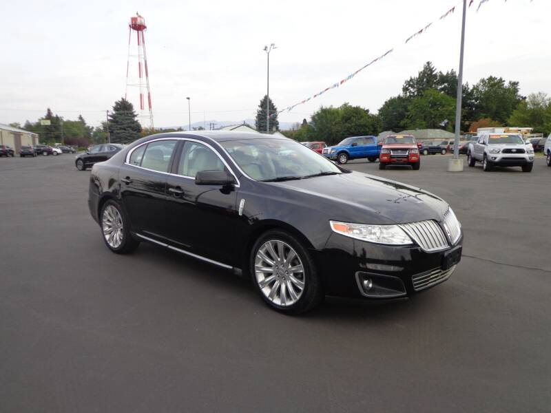 2011 Lincoln MKS for sale at New Deal Used Cars in Spokane Valley WA
