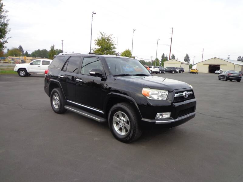 2011 Toyota 4Runner for sale at New Deal Used Cars in Spokane Valley WA