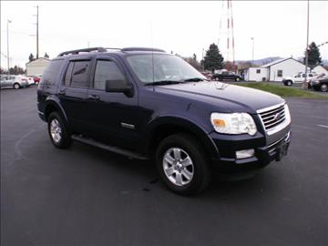 2007 Ford Explorer for sale at New Deal Used Cars in Spokane Valley WA