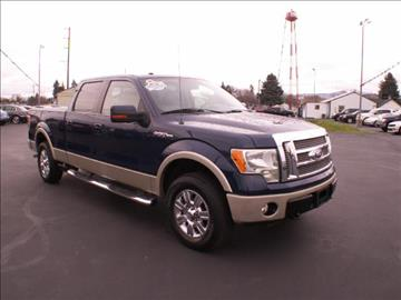 2010 Ford F-150 for sale at New Deal Used Cars in Spokane Valley WA