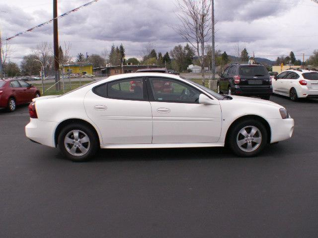 2008 Pontiac Grand Prix for sale at New Deal Used Cars in Spokane Valley WA