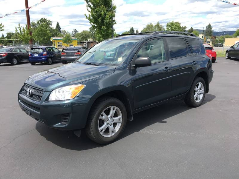 2011 Toyota RAV4 for sale at New Deal Used Cars in Spokane Valley WA