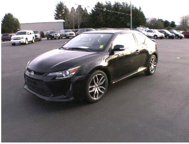2014 Scion tC for sale at New Deal Used Cars in Spokane Valley WA