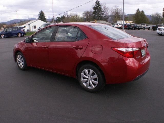 2014 Toyota Corolla for sale at New Deal Used Cars in Spokane Valley WA