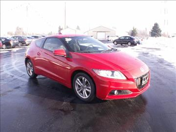 2013 Honda CR-Z for sale at New Deal Used Cars in Spokane Valley WA