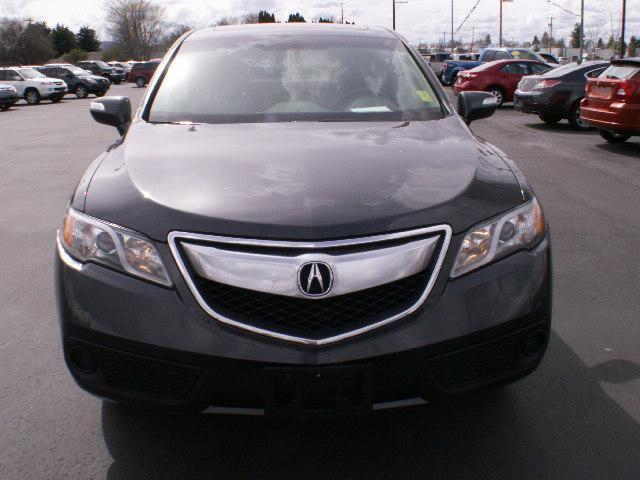 2014 Acura RDX for sale at New Deal Used Cars in Spokane Valley WA