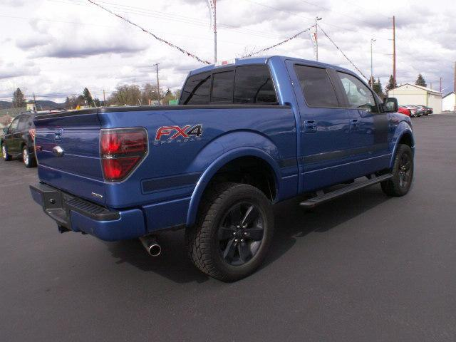 2012 Ford F-150 for sale at New Deal Used Cars in Spokane Valley WA