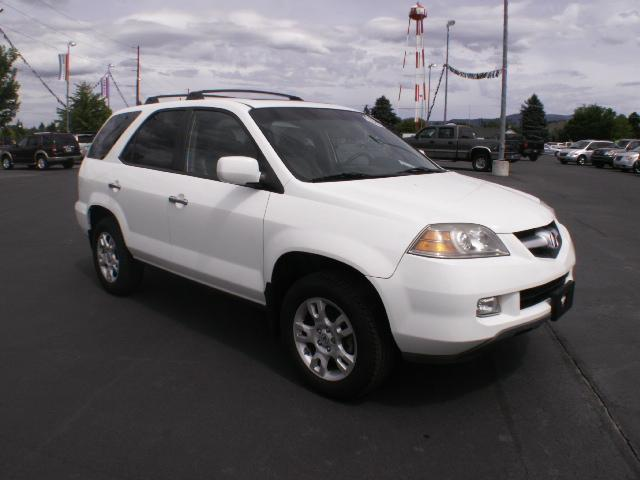 Spokane Used Acura MDX