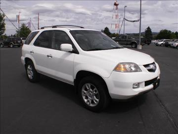 2006 Acura MDX for sale at New Deal Used Cars in Spokane Valley WA