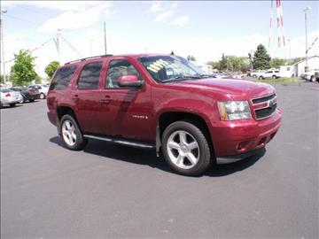 2007 Chevrolet Tahoe for sale at New Deal Used Cars in Spokane Valley WA