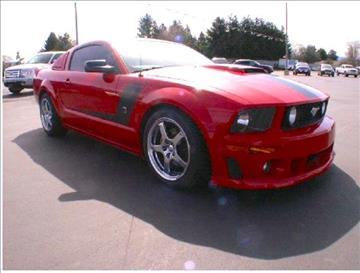 2008 Ford Mustang for sale at New Deal Used Cars in Spokane Valley WA