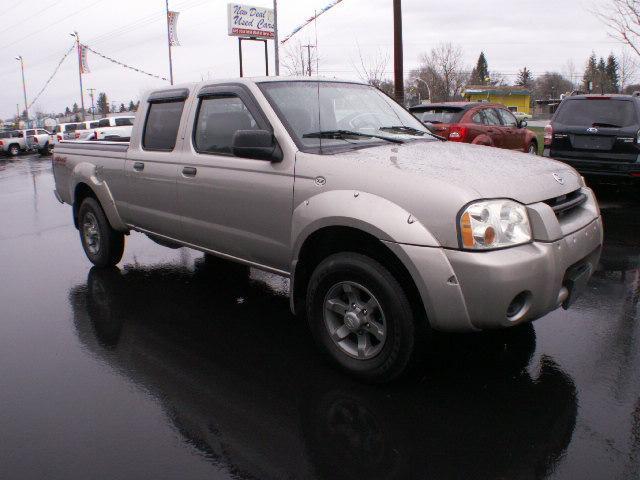 Spokane Used Nissan Frontier