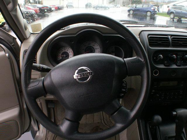 2004 Nissan Frontier for sale at New Deal Used Cars in Spokane Valley WA