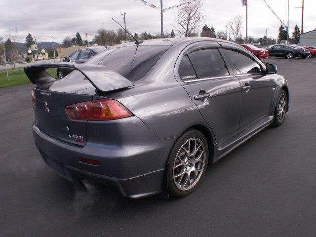2008 Mitsubishi Lancer Evolution for sale at New Deal Used Cars in Spokane Valley WA