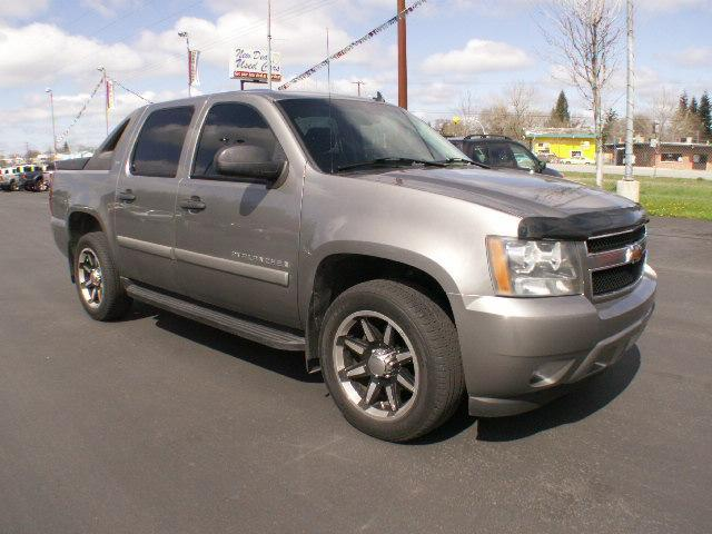 Spokane Used Chevrolet Avalanche