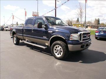 2006 Ford F-350 Super Duty for sale at New Deal Used Cars in Spokane Valley WA