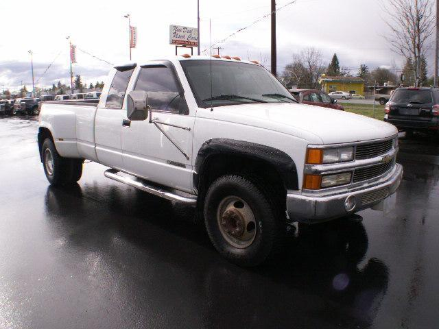 1996 Chevrolet C/K 3500 Series for sale at New Deal Used Cars in Spokane Valley WA