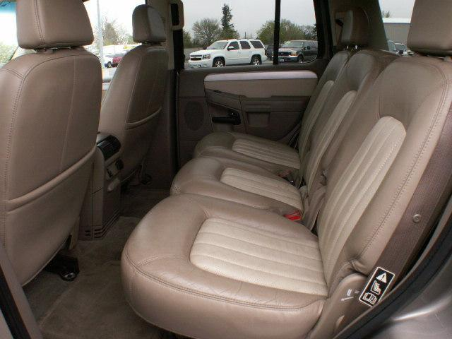 2002 Mercury Mountaineer for sale at New Deal Used Cars in Spokane Valley WA