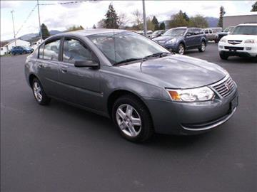 2007 Saturn Ion for sale at New Deal Used Cars in Spokane Valley WA