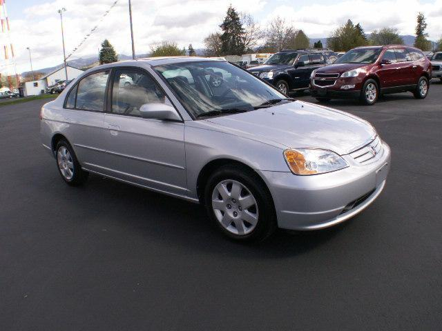 Spokane Used Honda Civic