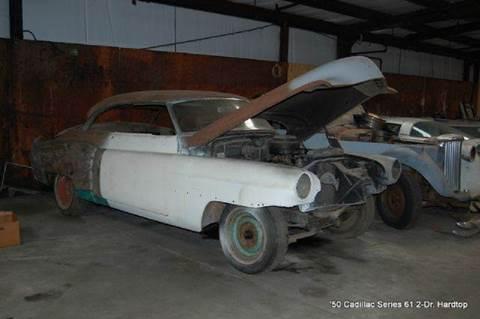1950 Cadillac Series 61 Hardtop Project