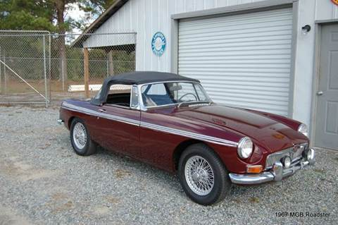 1967 MG MGB for sale in Saint Simons Island, GA