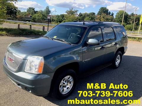 2007 GMC Yukon for sale at Mid Atlantic Truck Center in Alexandria VA