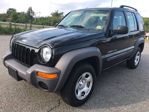 2003 Jeep Liberty for sale at Mid Atlantic Truck Center in Alexandria VA