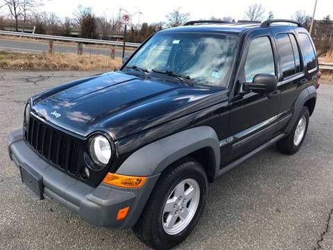 2007 Jeep Liberty for sale in Alexandria, VA
