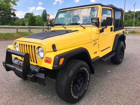 2001 Jeep Wrangler for sale in Alexandria, VA