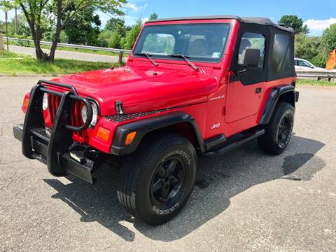 1997 Jeep Wrangler for sale in Alexandria, VA