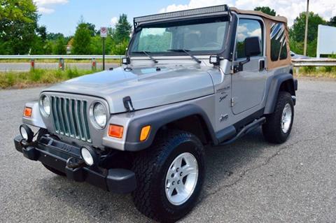 2000 Jeep Wrangler for sale in Alexandria, VA