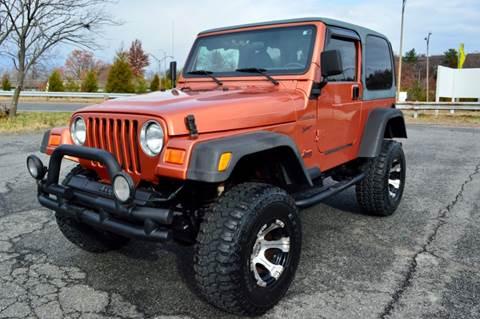 2002 Jeep Wrangler for sale in Alexandria, VA