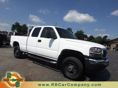 2004 GMC Sierra 2500HD for sale in Columbia City, IN
