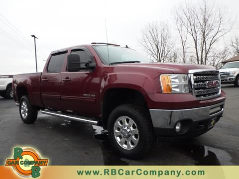 2014 GMC Sierra 2500HD for sale in Columbia City, IN