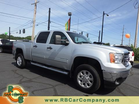 2012 GMC Sierra 2500HD for sale in Columbia City, IN