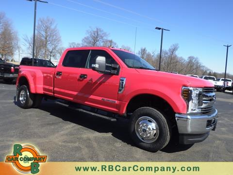 2018 Ford F-350 Super Duty for sale in Columbia City, IN