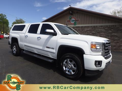 2015 GMC Sierra 2500HD for sale in Columbia City, IN
