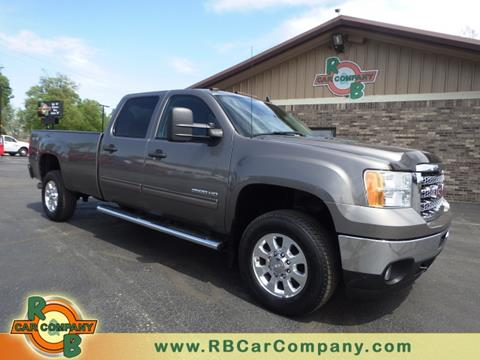 2013 GMC Sierra 2500HD for sale in Columbia City, IN