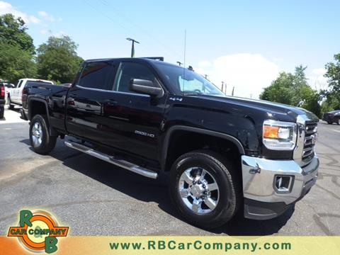 2017 GMC Sierra 2500HD for sale in Columbia City, IN
