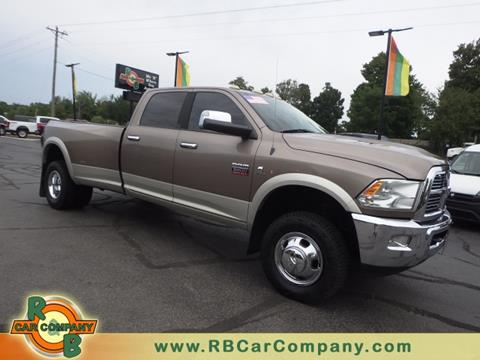2010 Dodge Ram Pickup 3500 for sale in Columbia City, IN